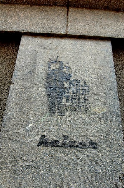 Kill Your Television by Keizer